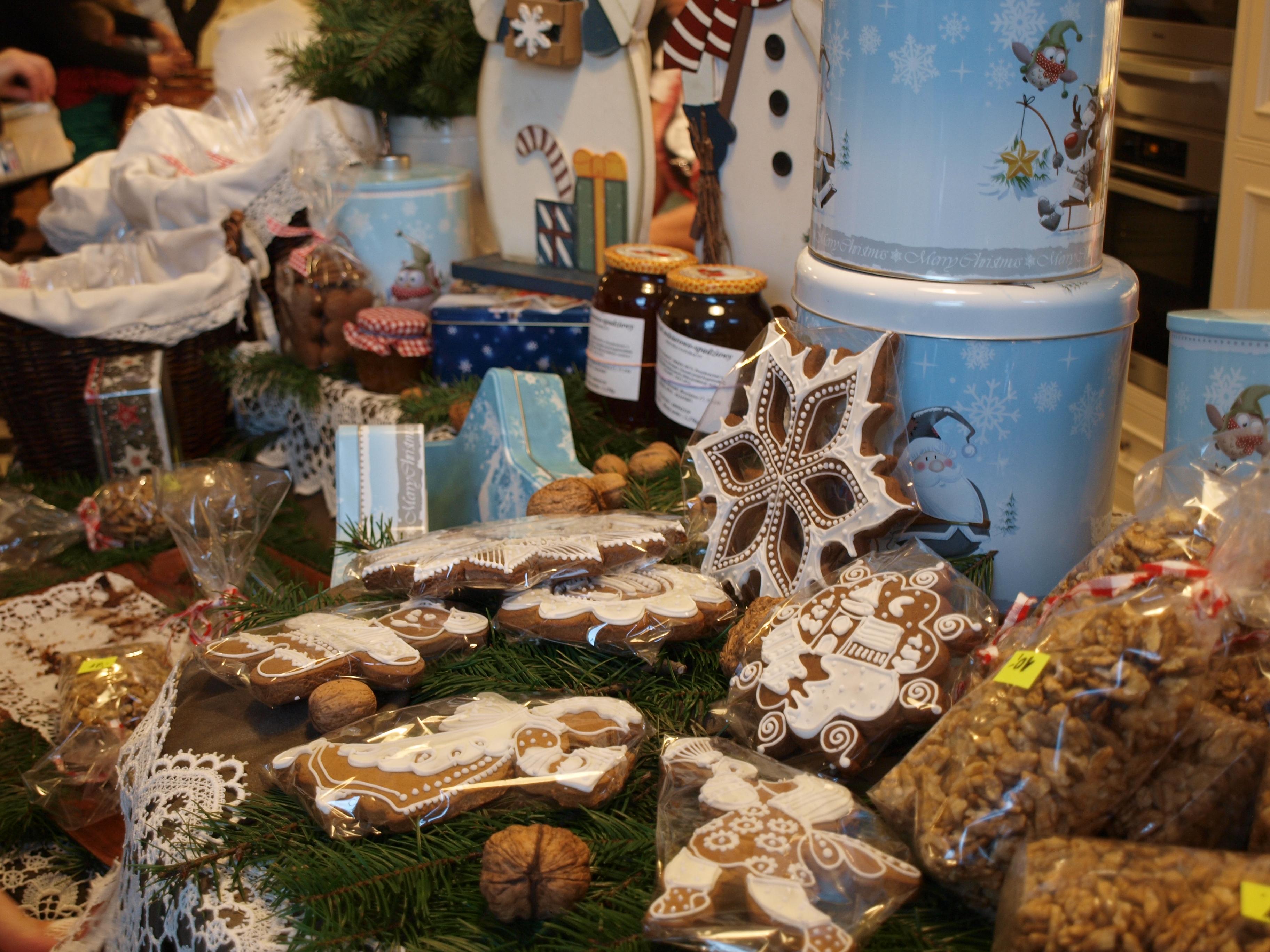 weihnachten auf dem schloss mit pfefferkuchen aus dem. Black Bedroom Furniture Sets. Home Design Ideas