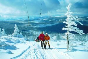 Skispaß rund um das Hirschberger Tal