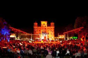Konzerte und Straßentheater