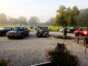 Per Oldtimer auf preußischen Spuren durch den Südwesten Polens