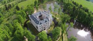 Auf Karpfenfang am Preußenschloss