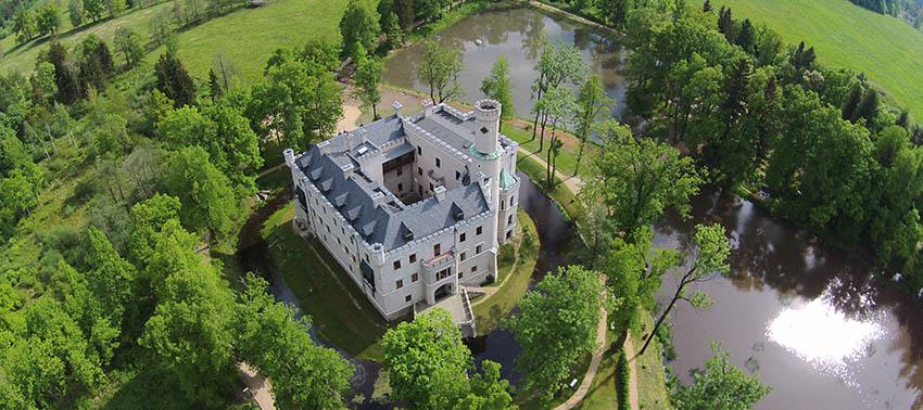 Schlosshotel in Fischbach expandiert