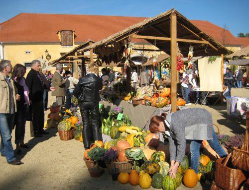 Lomnitz lädt zum Markt mit Oktoberfest ein