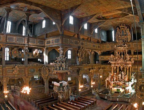 Friedenskirchen – Weltkulturerbe im Doppelpack