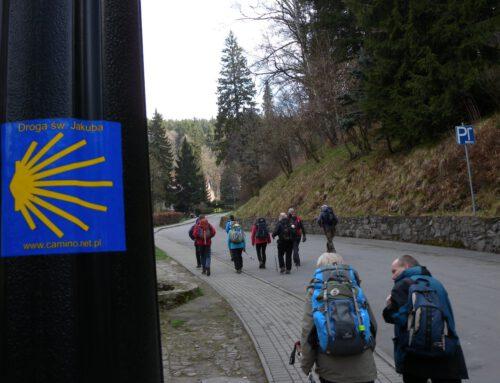 """""""Buen Camino"""" klingt es öfter auch in Polen"""